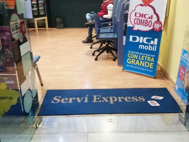 Serví Express