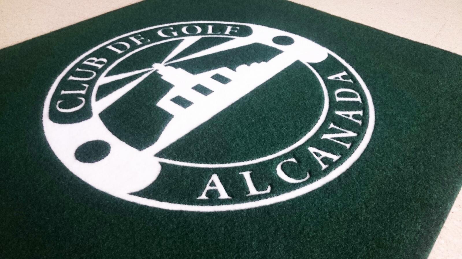 Felpudos y alfombras personalizadas en mallorca custom carpets - Alfombras para empresas ...