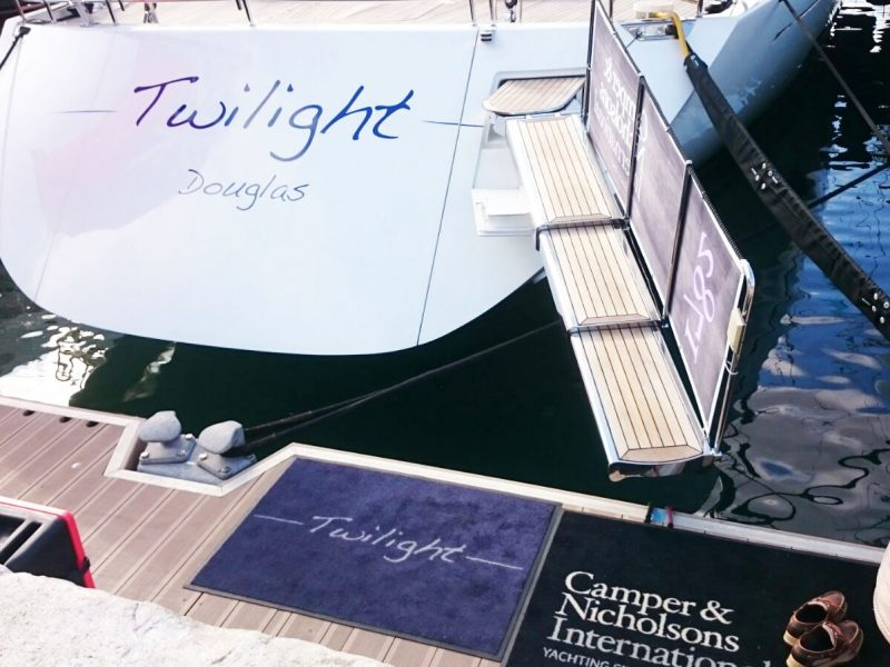 Twilight Douglas